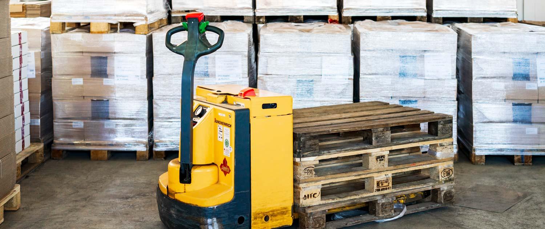 TD Industrieservice | Logistikdienstleister